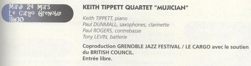 Grenoble Jazz 3